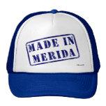 Made in Merida Mesh Hats