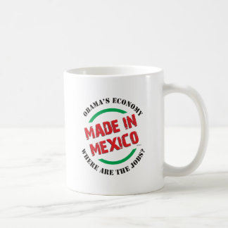Made In Mexico Coffee Mug