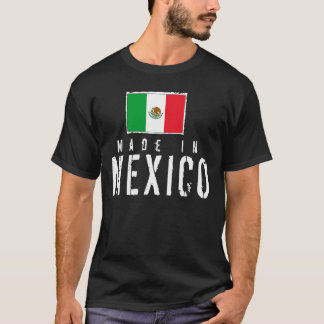 Made In Mexico - dark T-Shirt