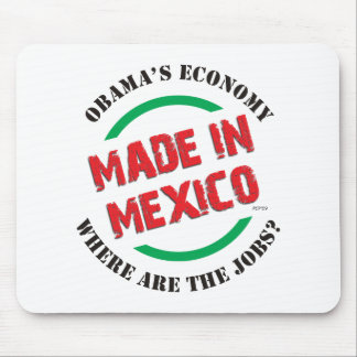 Made In Mexico Mouse Pad