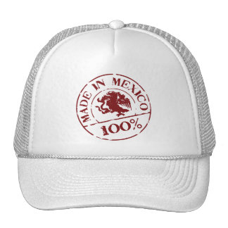 made in MEXICO Trucker Hat