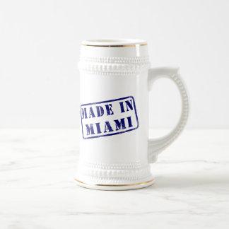 Made in Miami Coffee Mugs