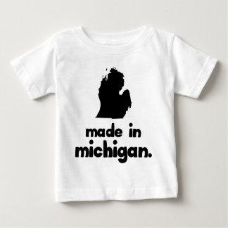 Made in Michigan Baby T-Shirt