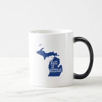 Made In Michigan Magic Mug