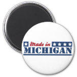Made In Michigan Magnets