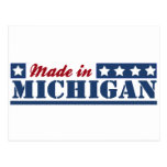 Made In Michigan Postcards