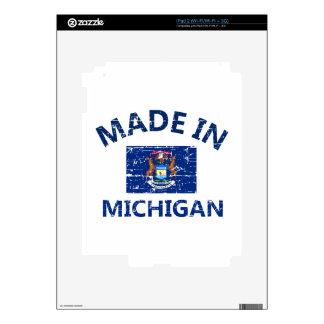 Made in MICHIGAN Skin For iPad 2