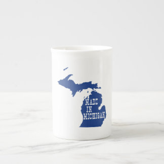 Made In Michigan Tea Cup