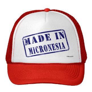 Made in Micronesia Trucker Hat