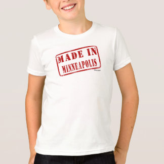 Made in Minneapolis T-Shirt