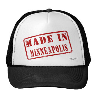 Made in Minneapolis Trucker Hat
