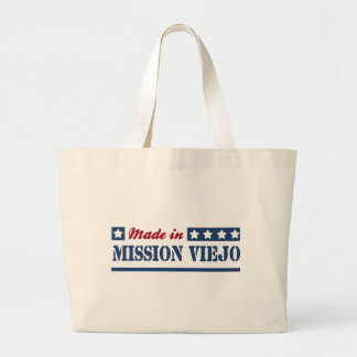 Made in Mission Viejo Canvas Bags