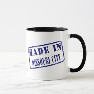 Made in Missouri City Mug