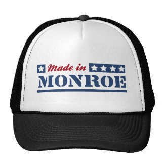 Made in Monroe Hats