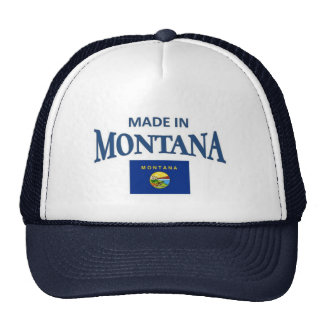 Made in Montana Trucker Hat