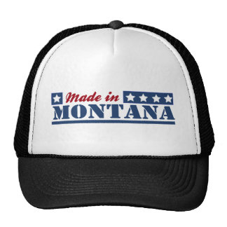 Made In Montana Hat