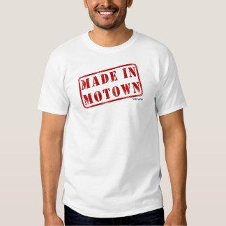 Made in Motown Shirt