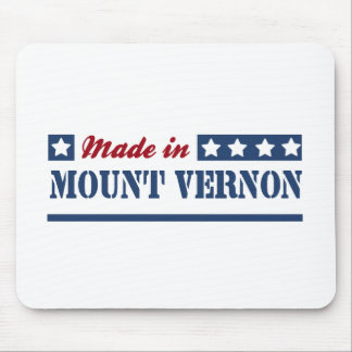 Made in Mount Vernon Mouse Pad
