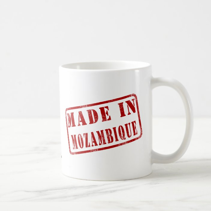 Made in Mozambique Coffee Mug