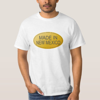 Made in New Mexico Business / Personal Tshirt