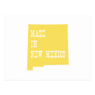 Made In New Mexico Postcard