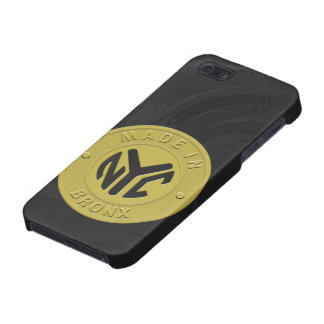 Made In New York Bronx iPhone SE/5/5s Cover