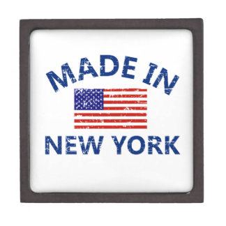 Made in New york Premium Trinket Boxes