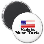 Made in New York Refrigerator Magnets