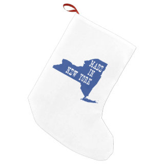 Made In New York Small Christmas Stocking