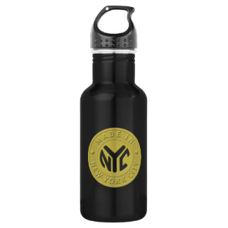 Made In New York Stainless Steel Water Bottle