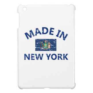 Made in New York United States Flag designs iPad Mini Covers
