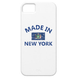 Made in New York United States Flag designs iPhone SE/5/5s Case