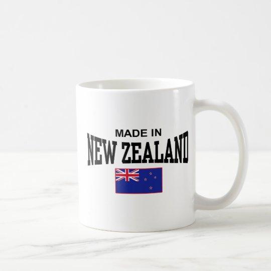 Made In New Zealand Coffee Mug