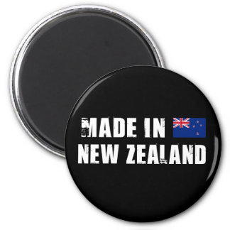 Made in New Zealand Refrigerator Magnets