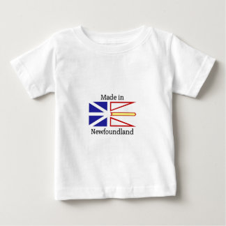 Made in Newfoundland Baby T-Shirt