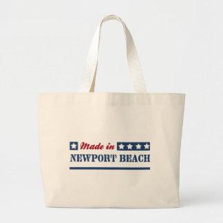 Made in Newport Beach Tote Bags