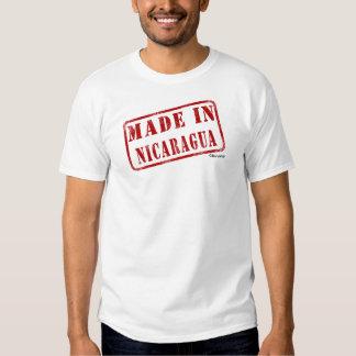 Made in Nicaragua Shirt