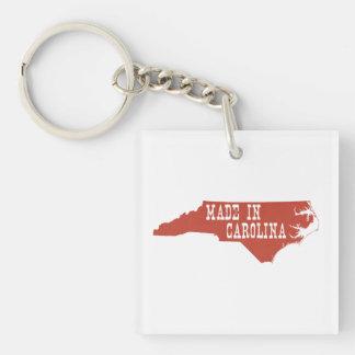 Made In North Carolina Keychain