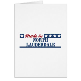 Made in North Las Vegas Greeting Card