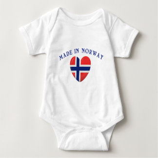 Made in Norway with Love Infant Creeper