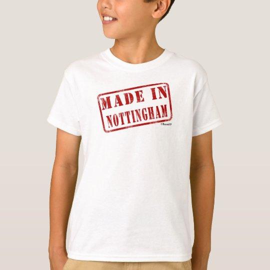 Made in Nottingham T-Shirt