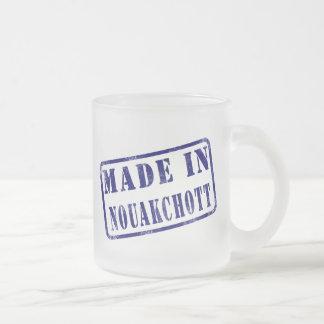 Made in Nouakchott Coffee Mugs