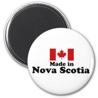 Made in Nova Scotia 2 Inch Round Magnet