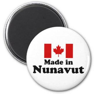 Made in Nunavut 2 Inch Round Magnet
