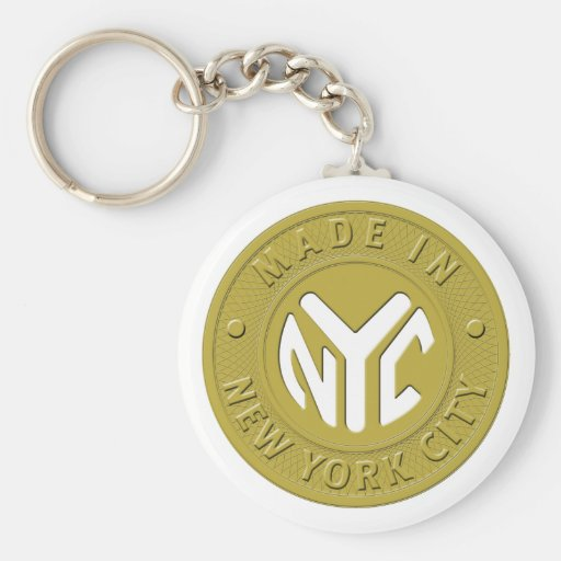 MADE IN NYC Key Chain