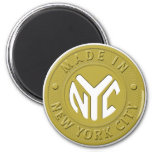 MADE IN NYC Magnet
