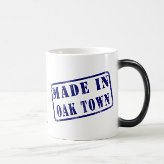 Made in Oak Town Magic Mug