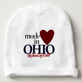 """Made In Ohio"" BABY BEENIE Baby Beanie"