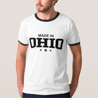 Made in Ohio T Shirt