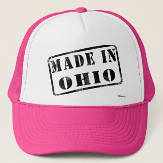 Made in Ohio Trucker Hat